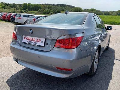 begagnad BMW 525 XI E60 4X4 X-DRIVE/ SKINN/ Xenon -06