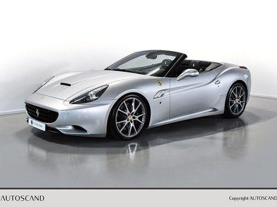 begagnad Ferrari California Svensksåld End. 2460 Mil!