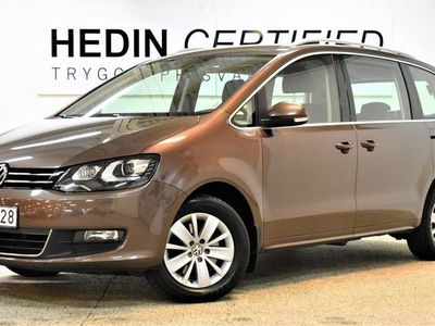 begagnad VW Sharan 2,0TDi 140HK 4 - Motion Masters