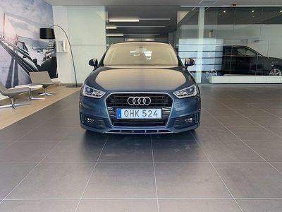 begagnad Audi A1 Sportback 1.0 95HK