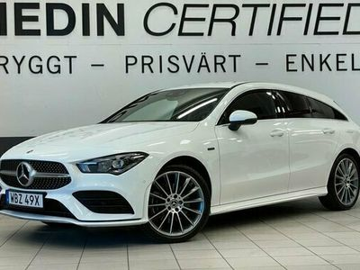 begagnad Mercedes E250 CLA BenzPlug-in AMG Line Exklusivpaket 2020, Sportkupé Pris 449 900 kr