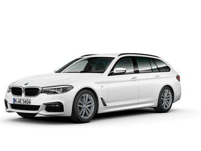 begagnad BMW 520 d xDrive Touring / Model M Sport / Winter