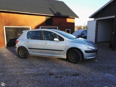 begagnad Peugeot 307 2.0 -02