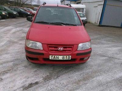 begagnad Hyundai Matrix GLS 1,8. Ny bes till 0180201. -01