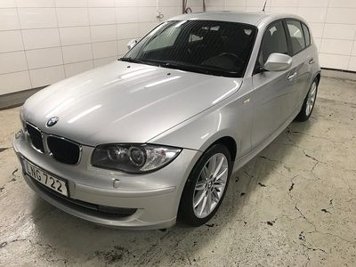 gebraucht BMW 118 d 5-door Steptronic Comfort -11