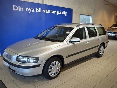 begagnad Volvo V70 S +Kombi 140hk Ny Bes 19-11 3ägare