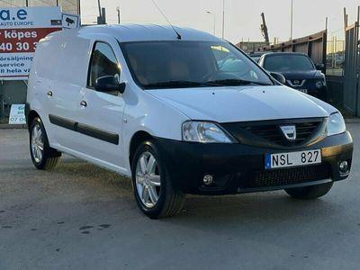 begagnad Dacia Logan SDVAN