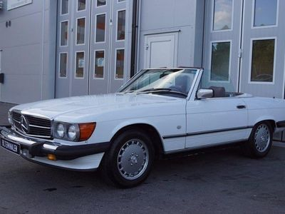 brugt Mercedes 560 SLCab Toppskick Aut Skinn -86