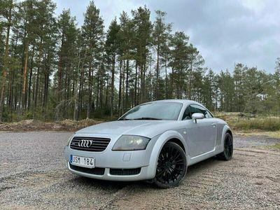 begagnad Audi TT QATTRO