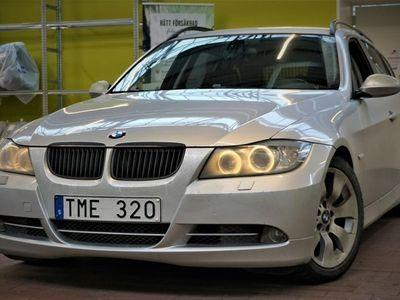 begagnad BMW 335 Touring Steptronic, 286hk, 2007