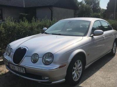 begagnad Jaguar S-Type 3,0 V6 -03