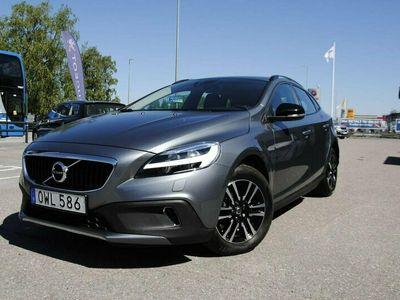 begagnad Volvo V40 CC D3 150hk Aut Business Adv (V-hjul, VOC, Nyservad)