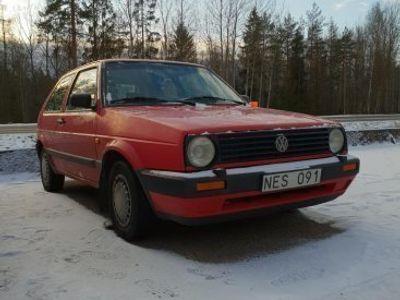 begagnad VW Golf CL 1,8 l -91