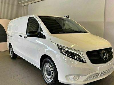 begagnad Mercedes Vito - Benz116 CDI EXTRA LÅNG 2021