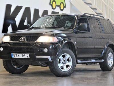 begagnad Mitsubishi Pajero Sport | 3.0 | V6 | 4WD | Automatisk | | 2006 2006, SUV 48 900 kr