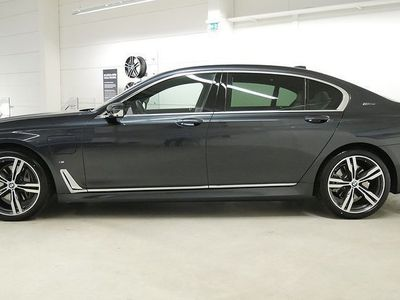 begagnad BMW 740 Le xDrive M Sportpaket, Glastaklucka, Laserlight