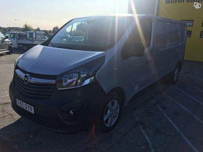 begagnad Opel Vivaro Van 1.6 CDTI BIturbo 120hk L2-H1 -15