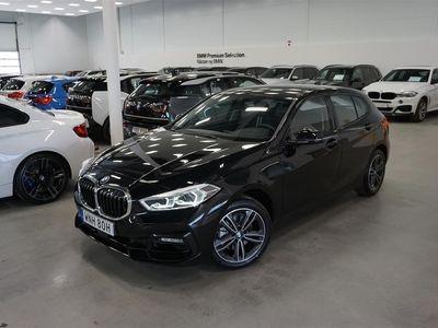 begagnad BMW 118 I Model Sport V-Hjul Privatleasingkampanj