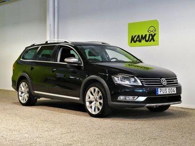 gebraucht VW Passat Alltrack 2.0 TDI 4M Panorama Webasto 177hk