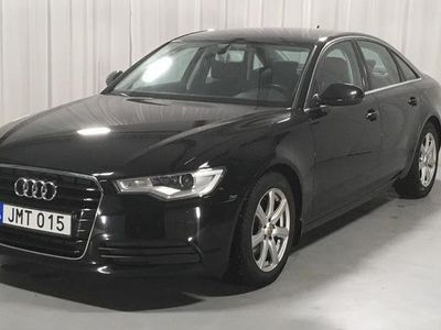 begagnad Audi A6 2.0 TDI 2014, Sedan 120 000 kr - 140 000 kr