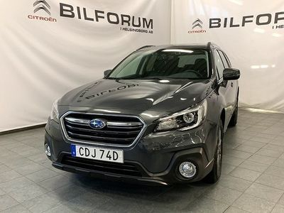 begagnad Subaru Outback 2.5 Ridge 4WD Aut 175hk