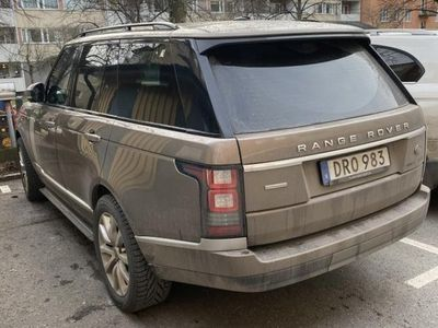 begagnad Land Rover Range Rover 4.4 SDV8 4WD