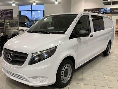 begagnad Mercedes Vito 116 CDI MIXTO Ex Lång