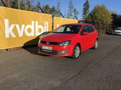 begagnad VW Polo 1.6 TDI 5dr Comfortline