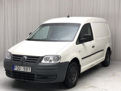 begagnad VW Caddy 1.9 TDI Maxi Skåp
