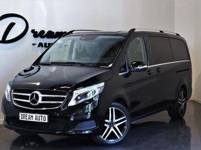 begagnad Mercedes V220 AUT 8-SITSIG FRÅN 2000KR