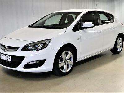begagnad Opel Astra 5D Enjoy 1.6 115HK -13