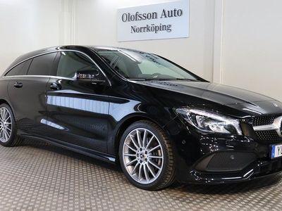 begagnad Mercedes 250 CLA BenzAMG Shooting Brake Navi Dragkrok 2019, Sportkupé 309 900 kr