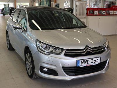 begagnad Citroën C4 1.6 BlueHDI AUT