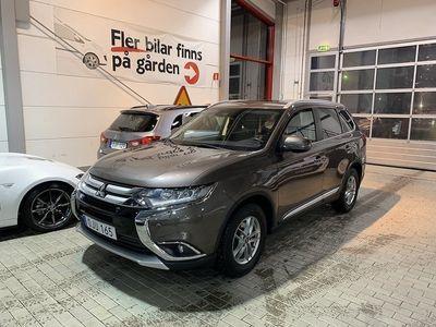 begagnad Mitsubishi Outlander Business CVT 2,0 Automat 4WD