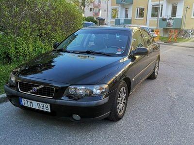 begagnad Volvo S60 2,4, 170 hk, xenon
