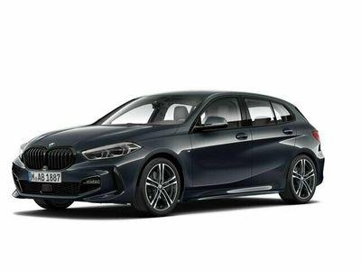 begagnad BMW 120 d xDrive M-sport
