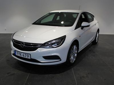 begagnad Opel Astra Enjoy 1,0T