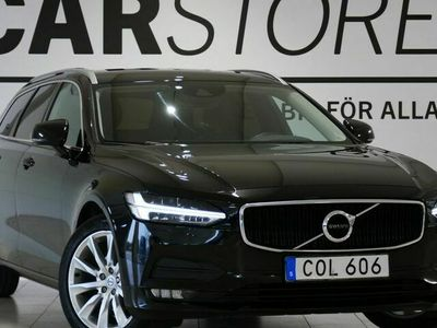 begagnad Volvo V90 D3 Business Advanced Värmare VOC