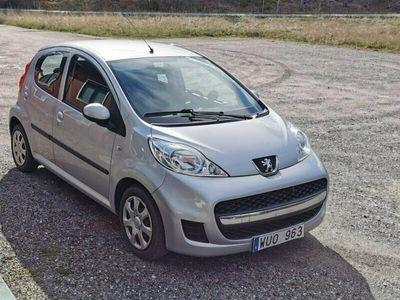 begagnad Peugeot 107 1,0 5D TIPT
