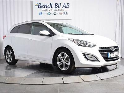 brugt Hyundai i30 cw 1.6 GDI 135hk Automat/ En ägar -15