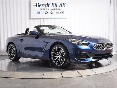 begagnad BMW Z4 sDrive20i / M-sport