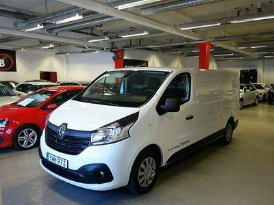 begagnad Renault Trafic 1.6 dCi Lång Backkamera Navi PDC 2018, Transportbil Pris 199 000 kr