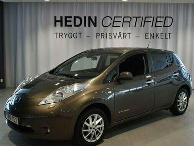 begagnad Nissan Leaf 24KWH Inkl - Vinterhjul