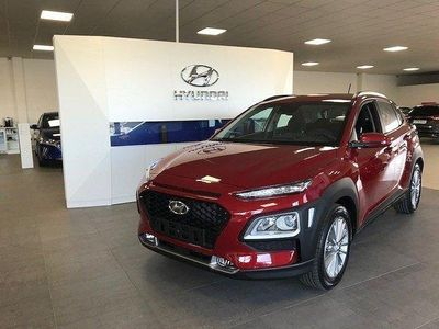 begagnad Hyundai Kona 1.6 T-GDI DCT Trend MY20