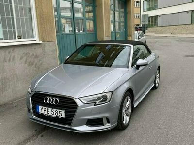 begagnad Audi A3 Cabriolet