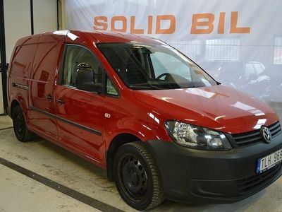 gebraucht VW Caddy Maxi 1,6 TDI/DSG/140HK/DIESELVÄRMARE/
