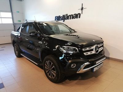 begagnad Mercedes X350 X-ClassPower