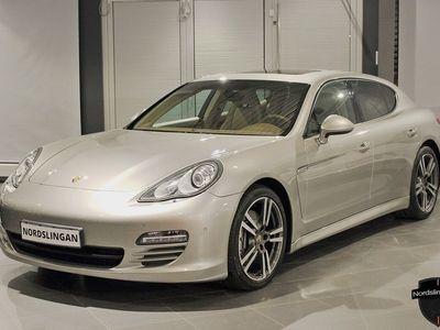 gebraucht Porsche Panamera 4 El-Drag.BOSE,20tum,Glasluc -11