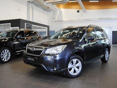 gebraucht Subaru Forester 2.0D 150hk / AWD / Lineartronic CVT / EU6 / Drag / Motorvärmare