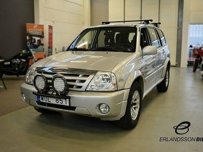 begagnad Suzuki Grand Vitara XL-7 2.7 V6 4WD 7-sits 184hk *Dragkrok*
